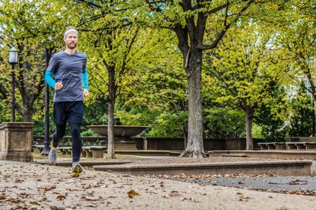 You're more likely to lose belly fat when you take up running rather than crunches.