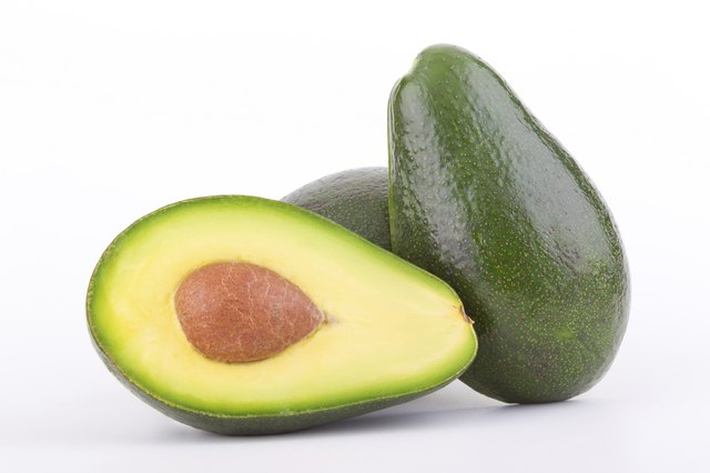 Avocadoes have Vitamin K.