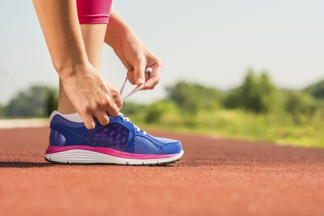 To prevent injury, find running shoes tailored to your running style.