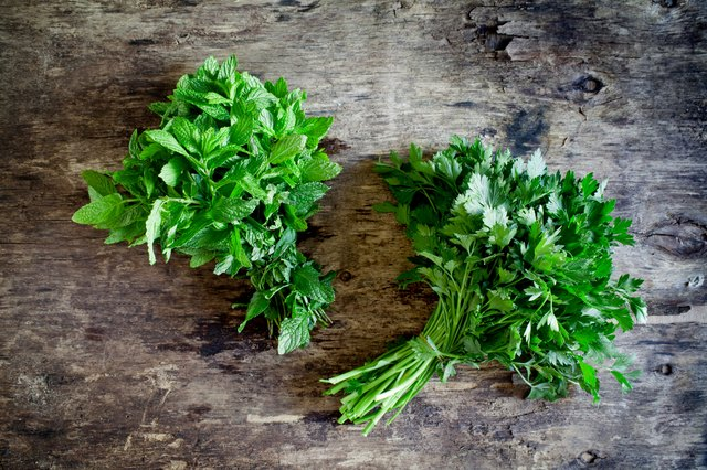 Parsley can inhibit the growth and spread of lymphoma cancer cells.