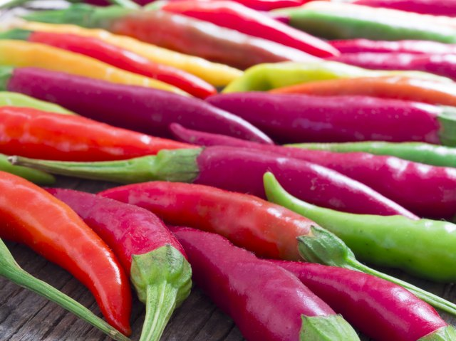 Cayenne pepper is in the group referred to as Capsicums.