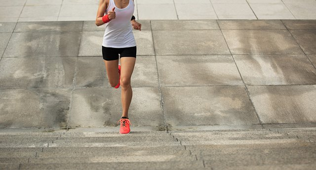 Compulsive running can contribute to delayed periods.