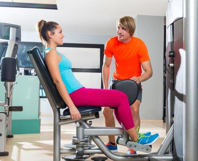 thigh weight machine