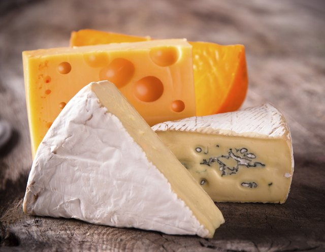 Eat regular cheese in moderation.