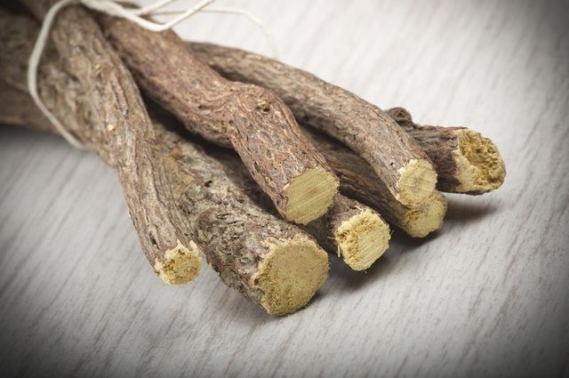 Licorice Root & Smoking