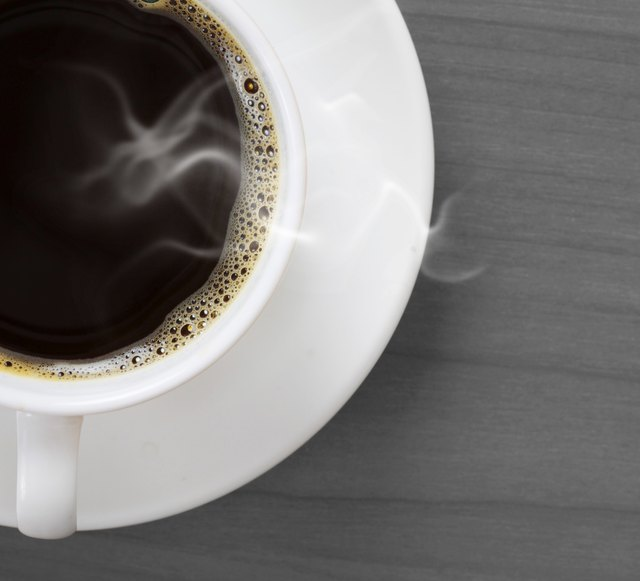 the caffeine in coffee can also be irritating