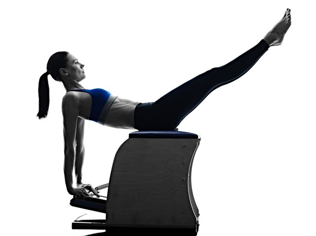 Both classical and Stott Pilates have training on the Pilates chair.