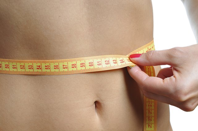 Measure your results by having your body fat calculated.