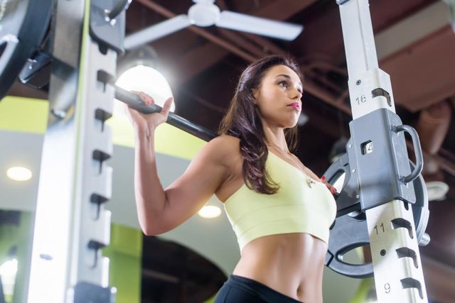 Building muscle helps you burn more calories all day long.