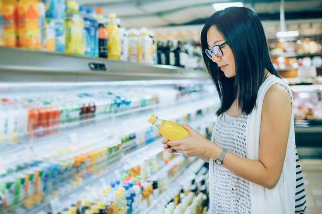 How much do you know about food labels?