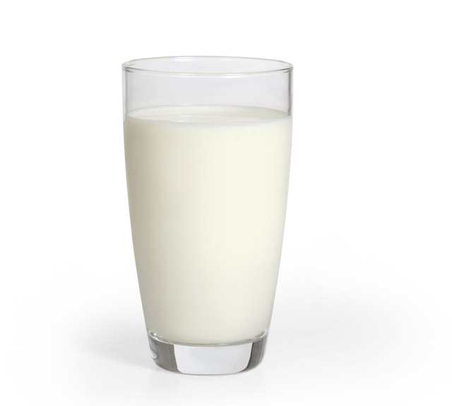 Milk is lacking in many diets.