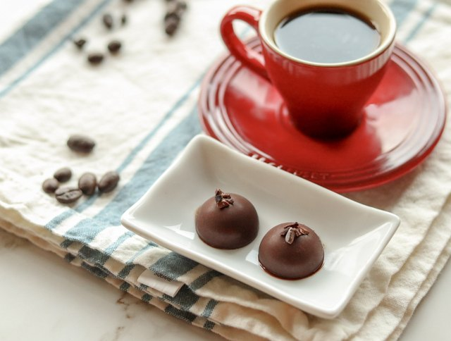 Enjoy these fat bombs with your morning cup of coffee to frontload some healthy benefits first thing in the morning.
