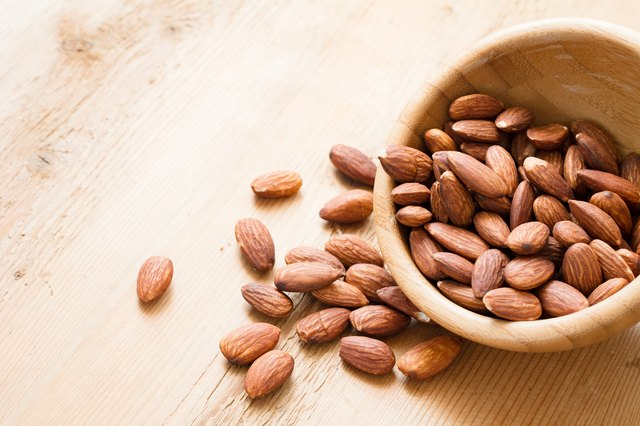 Almonds are among the superfoods that are great for your body and brain.