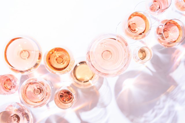 Rosé can bring down your bad cholesterol.