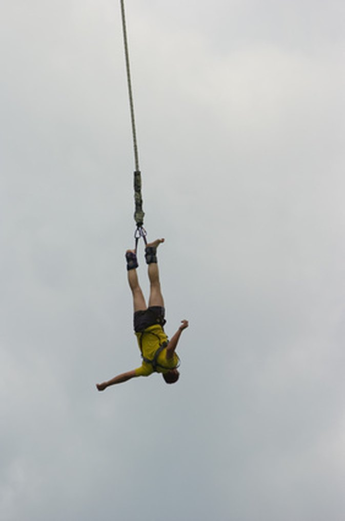 Bungee Jumping Locations in South Carolina