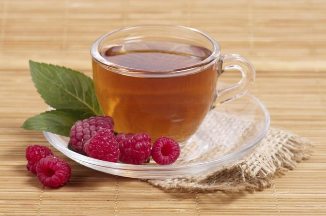 Red Raspberry Tea & Fertility