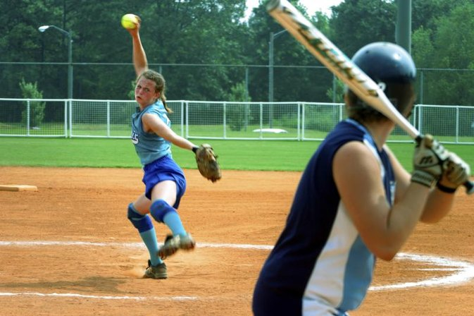 The History of Women's Softball