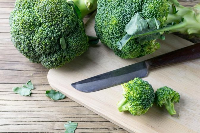 Nutrition in Broccoli Cuts Vs. Florets