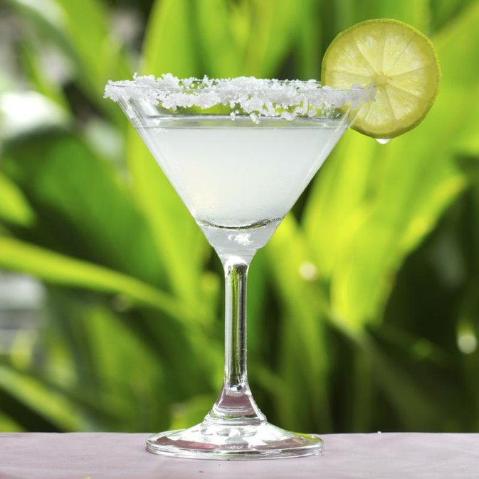 Nutrition Facts for Skinny Margarita