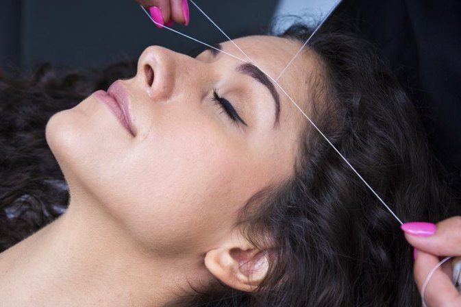 How to Get Rid of Pimples After Eyebrow Threading