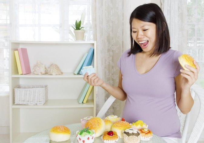 Effects of Eating Junk Food During Pregnancy