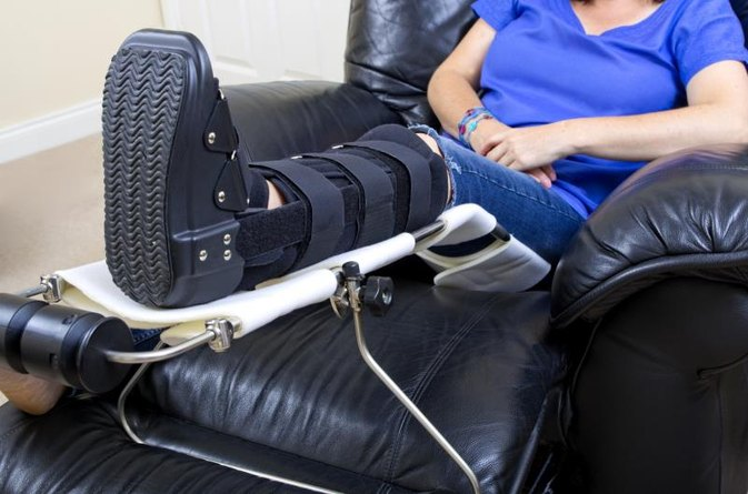 Diet for Healing a Broken Ankle