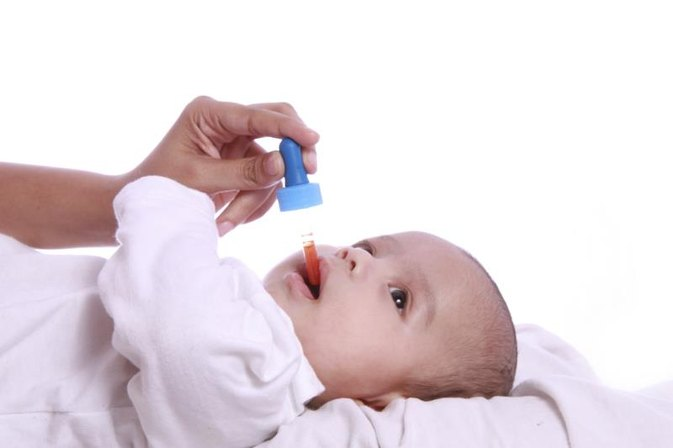 Liquid Vitamin D3 for Babies