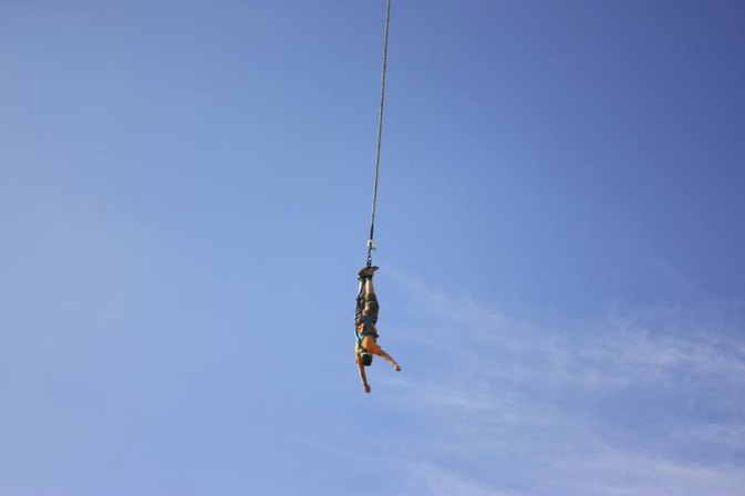 Where to Go Bungee Jumping in Florida