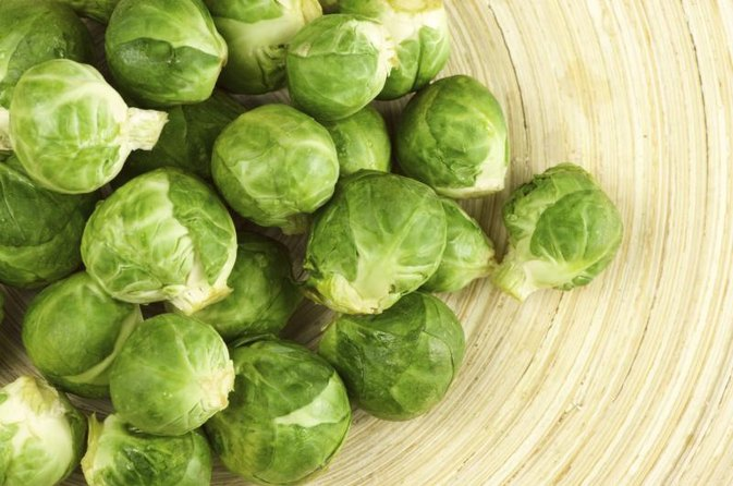 How to Cook Fresh Brussels Sprouts in the Microwave