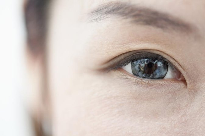 What Causes Edema Above the Eyes?