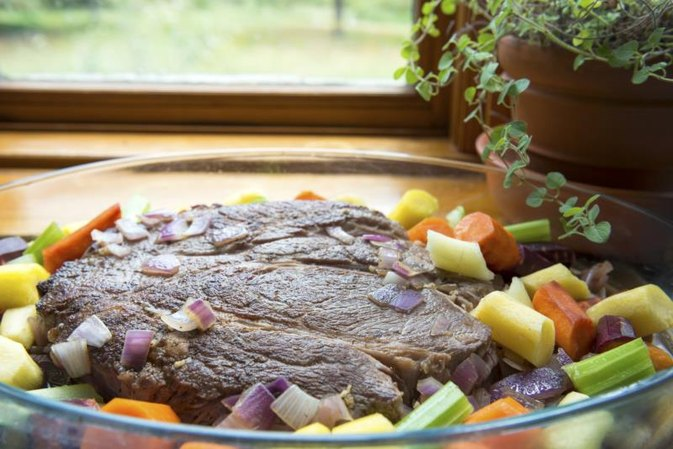 How to Cook a Chuck Tender Roast in the NuWave Oven
