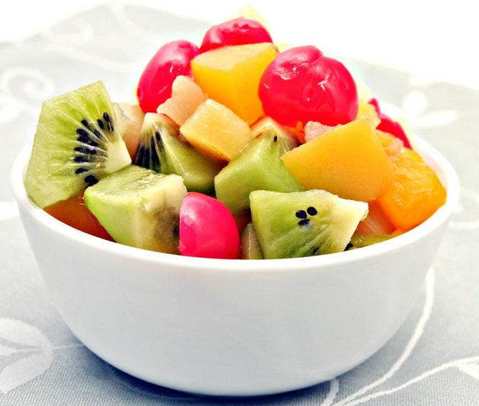 How Many Calories Are in a Cup of Fruit Salad?