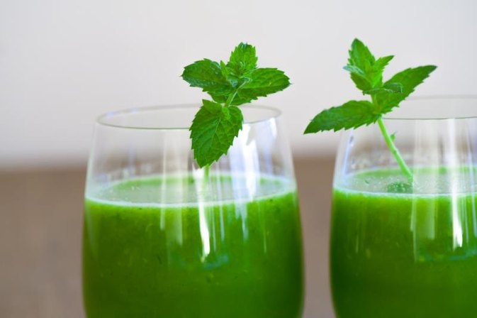 Side Effects of Juicing Green Vegetables