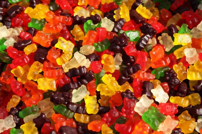 Nutrition of Gummy Bears
