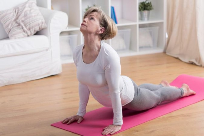 Yoga Postures for Sciatic Nerve Pain