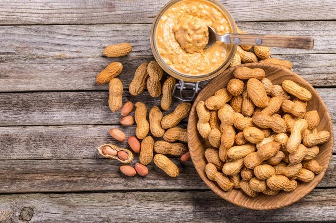 Health Factors of Crunchy Peanut Butter