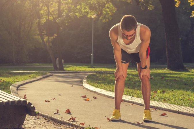What Causes Vomiting When Running