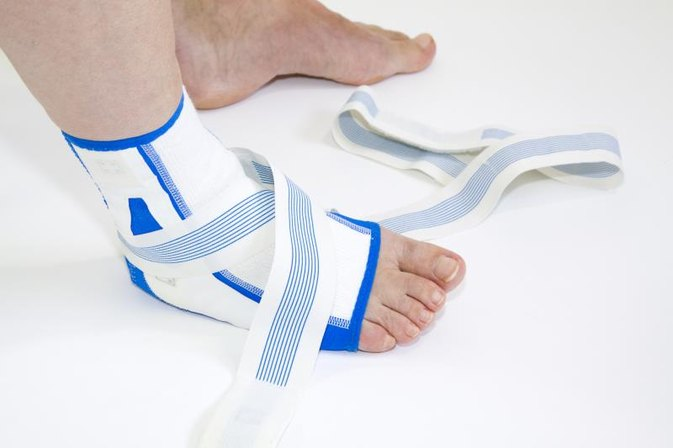 Do Ankle Braces Help Prevent Injury During Exercise?