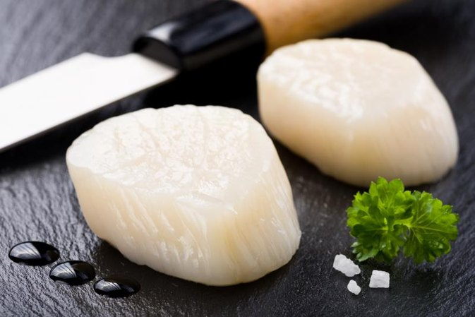 How to Steam Scallops