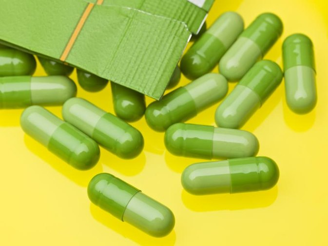 Does Taking Green Tea Dietary Supplements Affect an Ulcer?