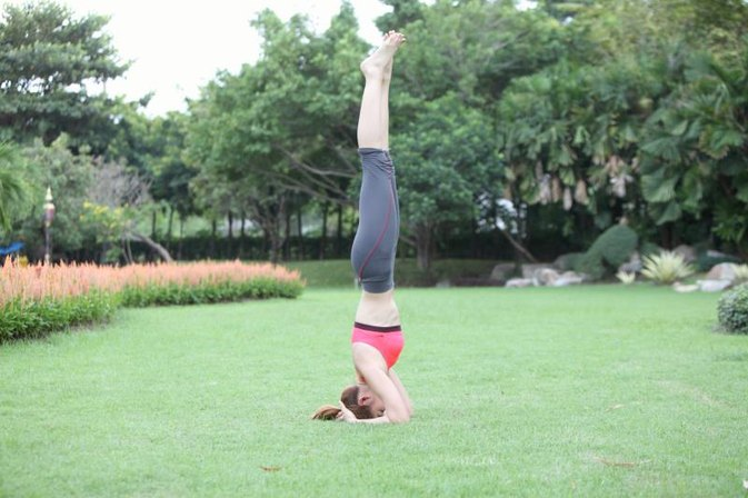 What Are the Benefits of Inversions in Yoga?