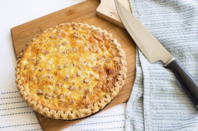The Nutrition of Quiche
