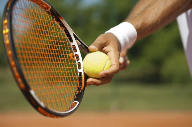 Types of Tennis Strokes