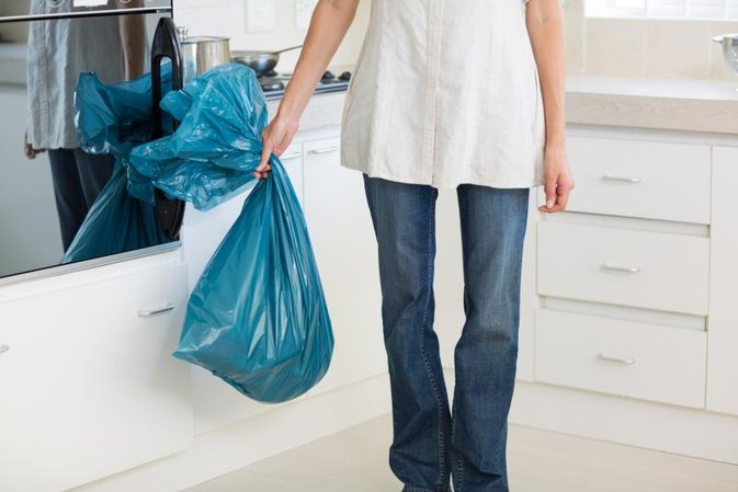 Will Wearing a Trash Bag Help You Lose Weight When Working Out?