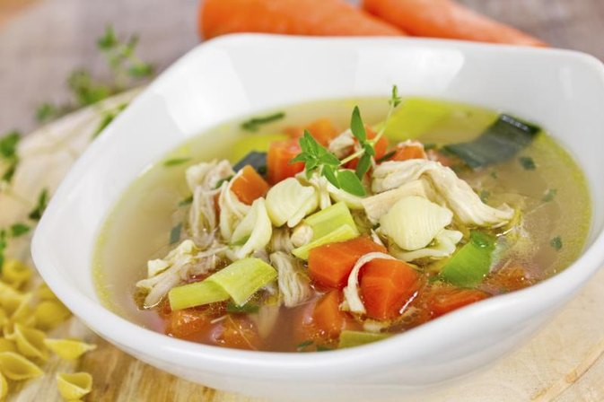 How Do I Fix My Chicken Soup If It Has No Flavor?