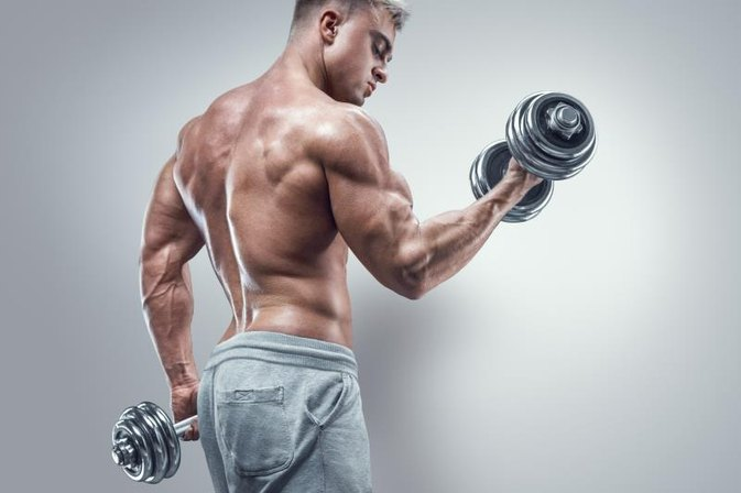 The Five Best Biceps Exercises for Ripped Arms