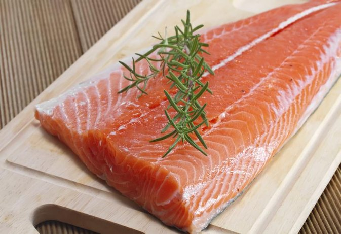 Salmon Oil Vs. Fish Oil