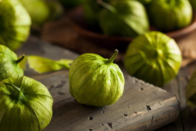 What Are the Health Benefits of Tomatillos?