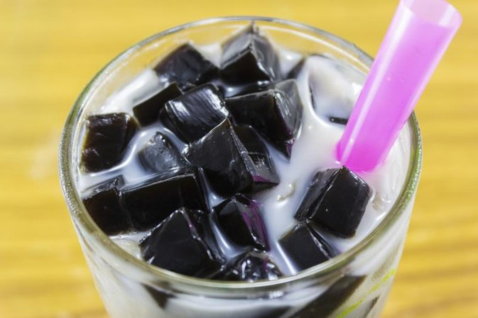 Fact About Grass Jelly