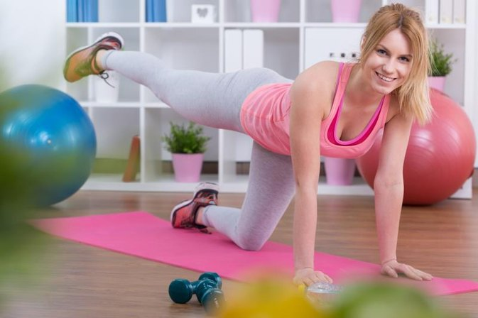 High-Calorie-Burning Exercises to Do at Home